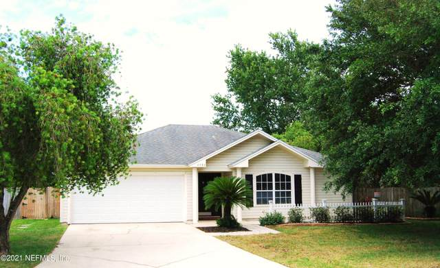 4593 Arrow Wind Ln, Jacksonville, FL 32258 (MLS #1112907) :: EXIT Real Estate Gallery