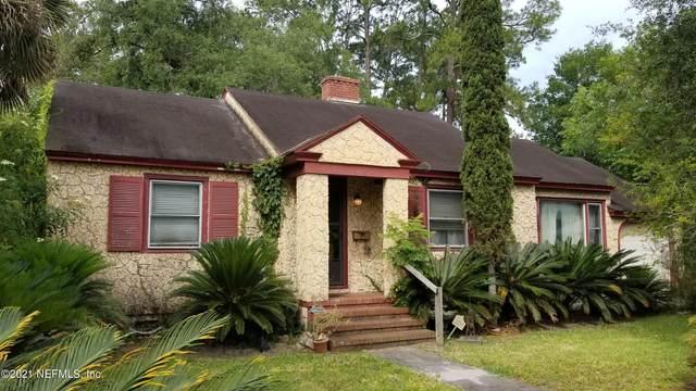 1378 Menna St, Jacksonville, FL 32205 (MLS #1112917) :: Berkshire Hathaway HomeServices Chaplin Williams Realty