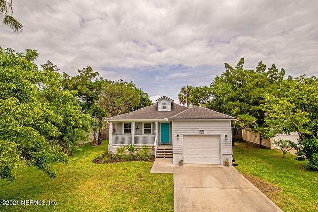 426 Arricola Ave, St Augustine, FL 32080 (MLS #1112918) :: Berkshire Hathaway HomeServices Chaplin Williams Realty