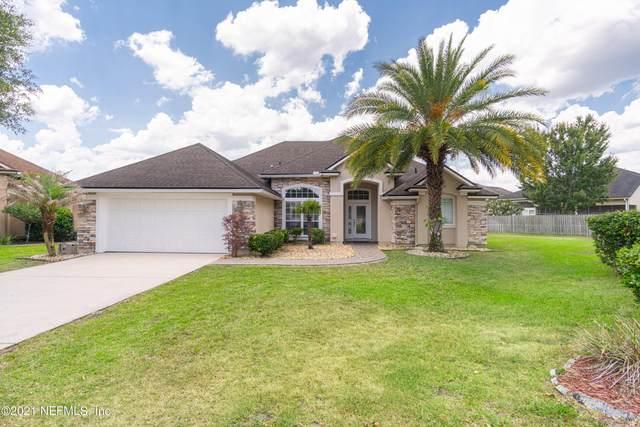 3522 Saddle Ct, Orange Park, FL 32065 (MLS #1113000) :: Berkshire Hathaway HomeServices Chaplin Williams Realty