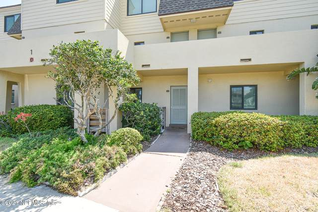 8550 S A1a #104, St Augustine, FL 32080 (MLS #1113023) :: The Newcomer Group
