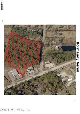 TBD Normandy Blvd, Jacksonville, FL 32234 (MLS #1113027) :: The Huffaker Group