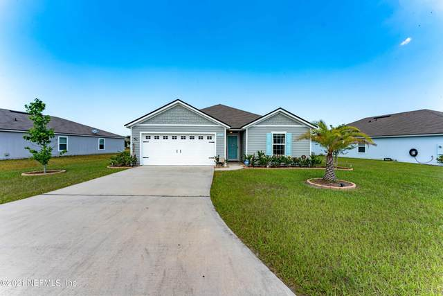 269 Green Palm Ct, St Augustine, FL 32086 (MLS #1113066) :: Noah Bailey Group