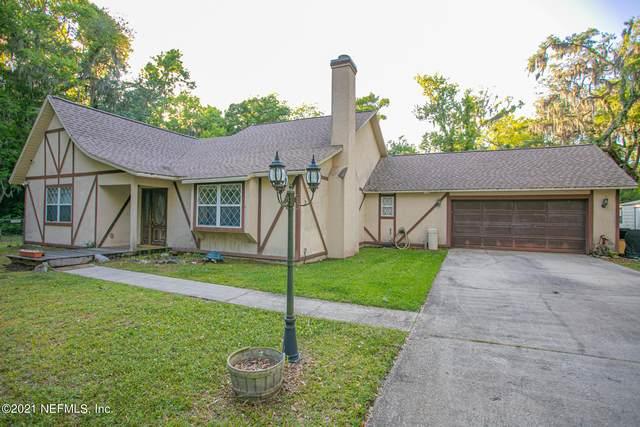 1140 Bayforest Rd, St Augustine, FL 32084 (MLS #1113086) :: The Hanley Home Team