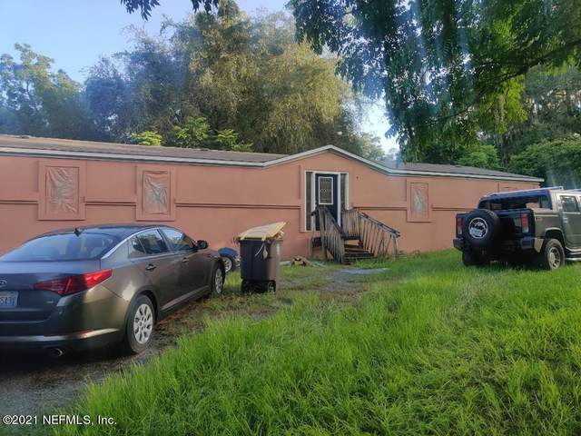 7918 Lenox Ave, Jacksonville, FL 32221 (MLS #1113100) :: The Huffaker Group