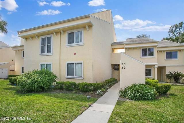 26 Tifton Way S, Ponte Vedra Beach, FL 32082 (MLS #1113103) :: The Volen Group, Keller Williams Luxury International