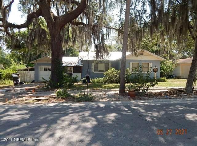 805 S 15TH St, Palatka, FL 32177 (MLS #1113104) :: Ponte Vedra Club Realty
