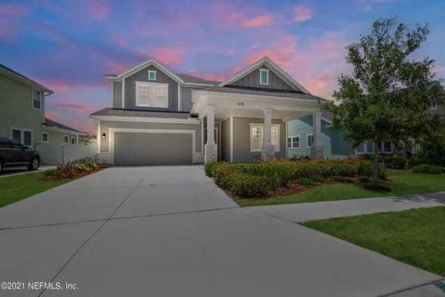575 Park Lake Dr, Ponte Vedra, FL 32081 (MLS #1113124) :: The Hanley Home Team