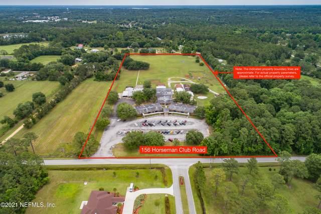 156 Horseman Club Rd, Palatka, FL 32177 (MLS #1113128) :: The Volen Group, Keller Williams Luxury International