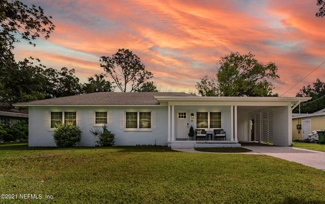 22 Solano Ave, St Augustine, FL 32080 (MLS #1113157) :: Noah Bailey Group