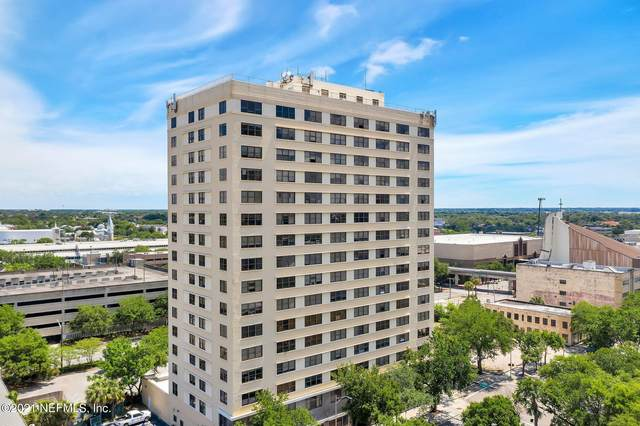311 W Ashley St #1405, Jacksonville, FL 32202 (MLS #1113165) :: The Newcomer Group