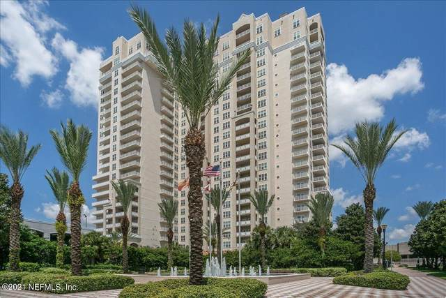 400 Bay St #1502, Jacksonville, FL 32202 (MLS #1113182) :: The Huffaker Group