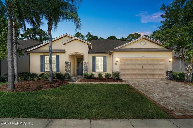 80 Rubi Way, St Augustine, FL 32095 (MLS #1113210) :: The Newcomer Group