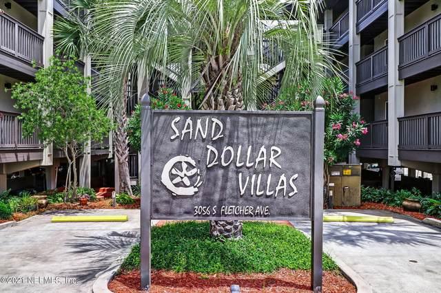 3056 S Fletcher Ave #200, Fernandina Beach, FL 32034 (MLS #1113239) :: Olson & Taylor | RE/MAX Unlimited