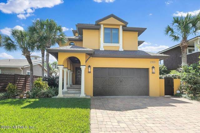 2709 Ocean Dr S, Jacksonville Beach, FL 32250 (MLS #1113247) :: The Impact Group with Momentum Realty