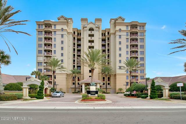 1331 1ST St #903, Jacksonville Beach, FL 32250 (MLS #1113259) :: Noah Bailey Group