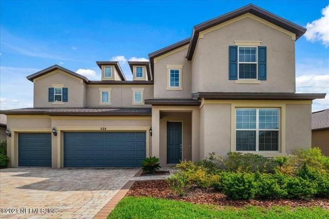 528 Los Caminos, St Augustine, FL 32095 (MLS #1113278) :: Keller Williams Realty Atlantic Partners St. Augustine