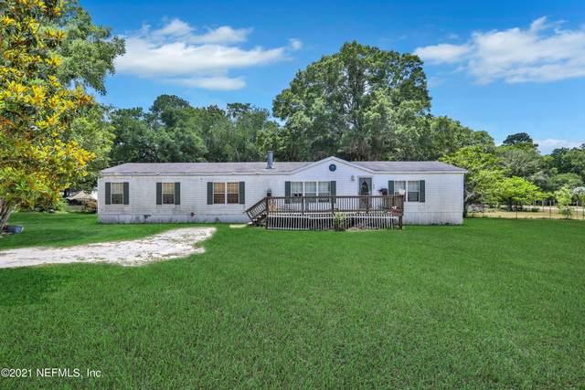 85737 Lana Rd, Yulee, FL 32097 (MLS #1113309) :: Berkshire Hathaway HomeServices Chaplin Williams Realty