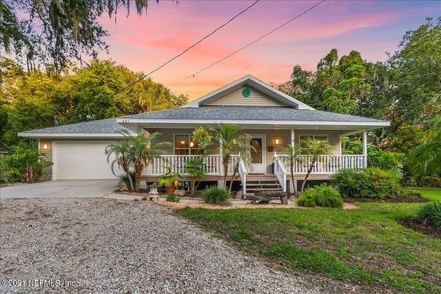 405 Old Quarry Rd, St Augustine, FL 32080 (MLS #1113331) :: Noah Bailey Group