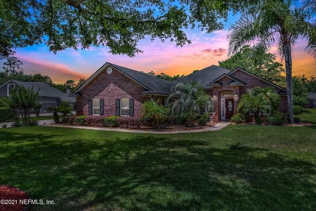 1193 Hideaway Dr N, St Johns, FL 32259 (MLS #1113335) :: Berkshire Hathaway HomeServices Chaplin Williams Realty