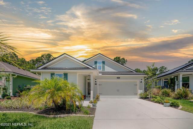 106 Bella Dr, St Augustine, FL 32086 (MLS #1113440) :: The Impact Group with Momentum Realty
