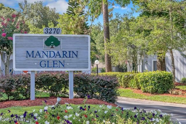 3270 Ricky Dr #1802, Jacksonville, FL 32223 (MLS #1113443) :: The Hanley Home Team