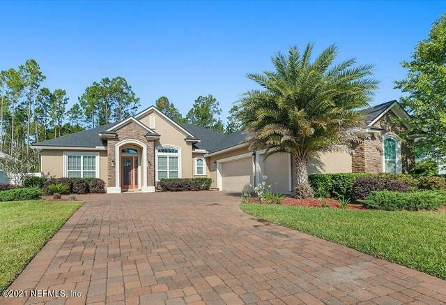 381 Appaloosa Ave, St Augustine, FL 32095 (MLS #1113445) :: The Newcomer Group