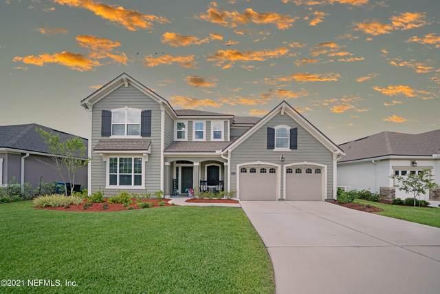 321 Wild Rose Dr, St Johns, FL 32259 (MLS #1113447) :: Berkshire Hathaway HomeServices Chaplin Williams Realty