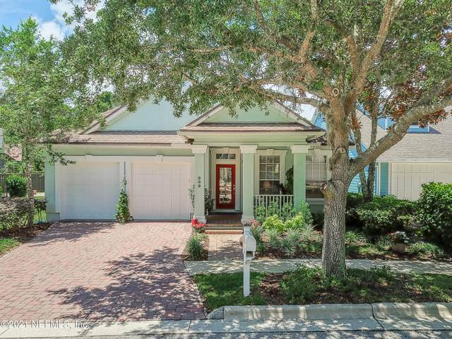 209 S Common Ln, St Augustine, FL 32095 (MLS #1113479) :: EXIT Real Estate Gallery