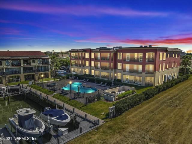 115 Sunset Harbor Way #101, St Augustine, FL 32080 (MLS #1113519) :: Bridge City Real Estate Co.