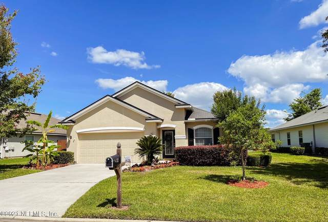 352 W New England Dr, St Augustine, FL 32033 (MLS #1113521) :: Crest Realty