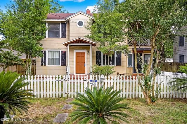 1552 Naldo Ave, Jacksonville, FL 32207 (MLS #1113577) :: Berkshire Hathaway HomeServices Chaplin Williams Realty
