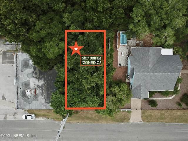 21 N 11TH St, Fernandina Beach, FL 32034 (MLS #1113586) :: Noah Bailey Group