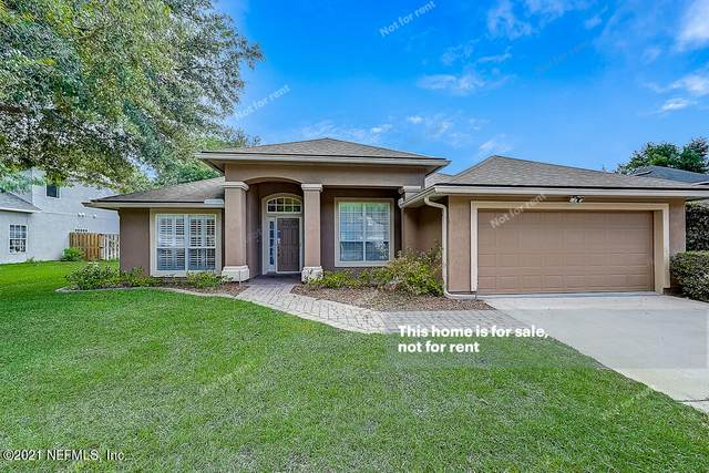 86245 Sand Hickory Trl, Yulee, FL 32097 (MLS #1113588) :: EXIT Real Estate Gallery