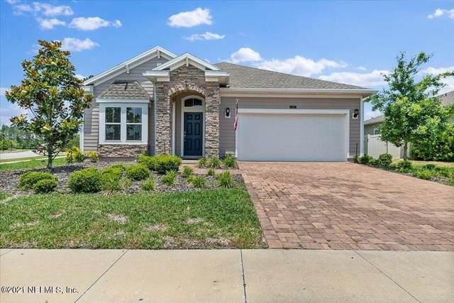 13 Pantano Vista Way, St Augustine, FL 32095 (MLS #1113594) :: Century 21 St Augustine Properties