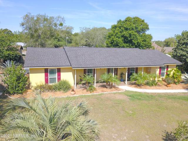 340 Orchis Rd, St Augustine, FL 32086 (MLS #1113599) :: Noah Bailey Group