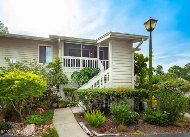 303 Villa Del Mar Dr I-4, Ponte Vedra Beach, FL 32082 (MLS #1113669) :: Noah Bailey Group