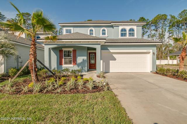 2143 Eagle Talon Cir, Fleming Island, FL 32003 (MLS #1113715) :: EXIT Inspired Real Estate