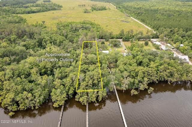 734 Cedar Creek Rd, Palatka, FL 32177 (MLS #1113730) :: The Huffaker Group