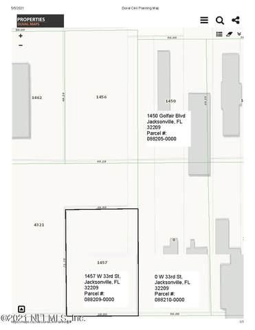 1450 Golfair Blvd, Jacksonville, FL 32209 (MLS #1113739) :: EXIT Inspired Real Estate