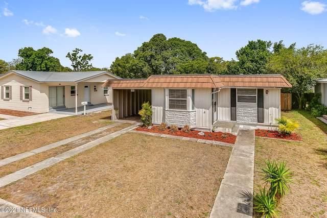 152 Andora St, St Augustine, FL 32086 (MLS #1113770) :: Noah Bailey Group