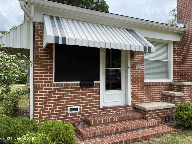 4235 Redwood Ave, Jacksonville, FL 32207 (MLS #1113814) :: The Hanley Home Team