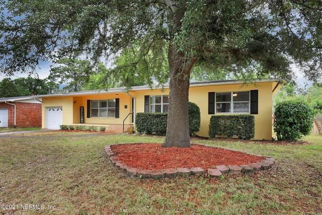 4063 Ponce De Leon Ave, Jacksonville, FL 32217 (MLS #1113832) :: Noah Bailey Group
