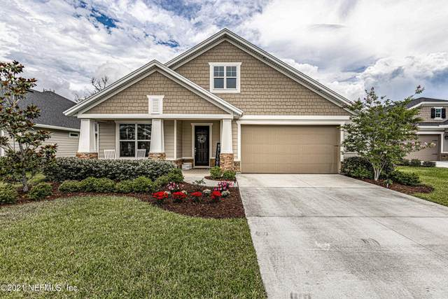 63 Almond Point, St Augustine, FL 32095 (MLS #1113851) :: The Newcomer Group