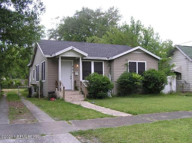 854 Mackinaw St, Jacksonville, FL 32254 (MLS #1113941) :: Olson & Taylor | RE/MAX Unlimited