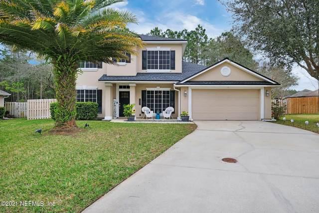 1604 N Summer Ridge Ct, St Augustine, FL 32092 (MLS #1113946) :: EXIT Real Estate Gallery