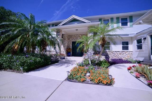 825 Kalli Creek Ln, St Augustine, FL 32080 (MLS #1113956) :: 97Park