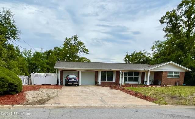 7832 Sunnymeade Dr N, Jacksonville, FL 32211 (MLS #1114000) :: Noah Bailey Group