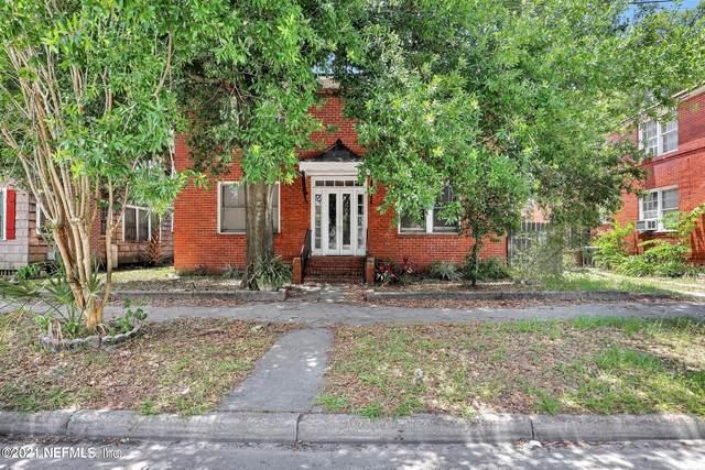 40 Cottage Ave, Jacksonville, FL 32206 (MLS #1114053) :: Noah Bailey Group