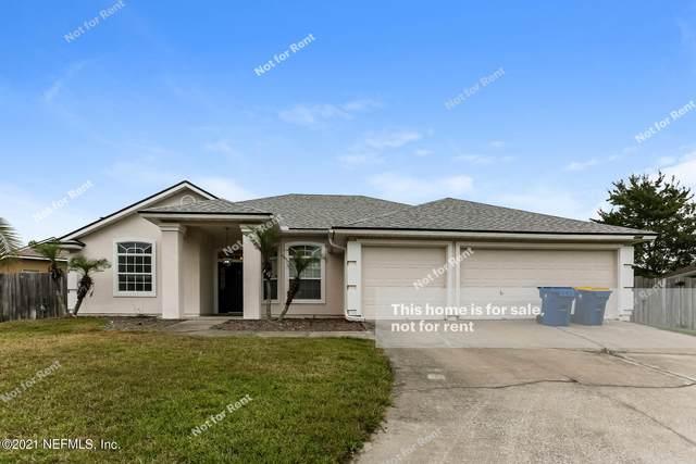 1335 Shirley Oaks Dr S, Jacksonville, FL 32218 (MLS #1114081) :: Keller Williams Realty Atlantic Partners St. Augustine